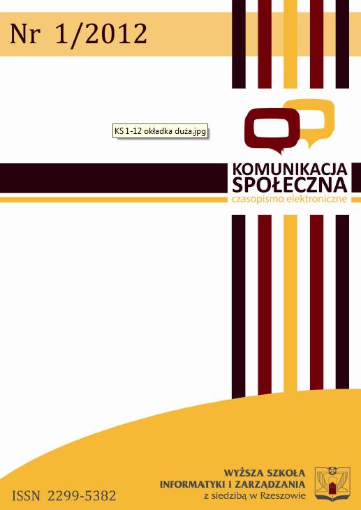 Nr 1(1)/2012